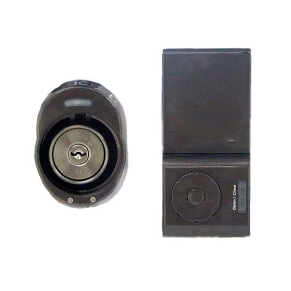 オートロック(電子錠)黒