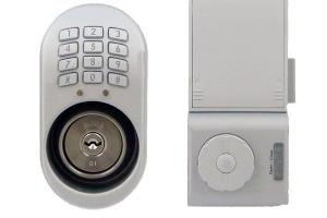 オートロック(電子錠)白