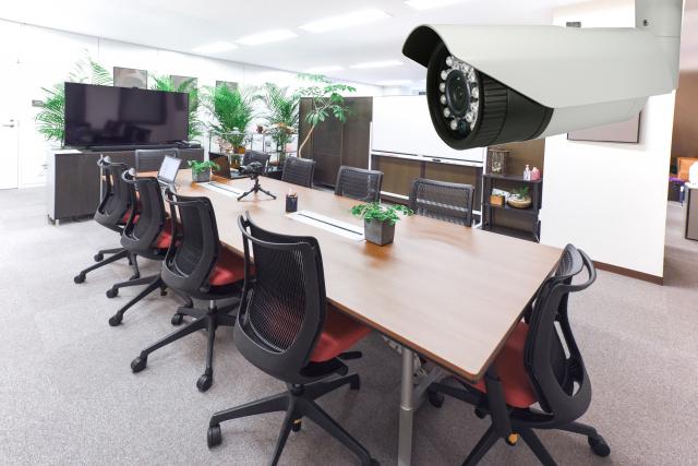 例)事務所の例