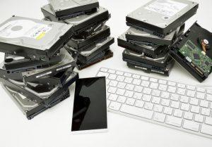 ハードディスクやMicroSDカードのように消耗品を交換する必要が無い