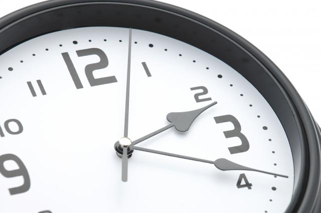 利用時間に関するトラブル